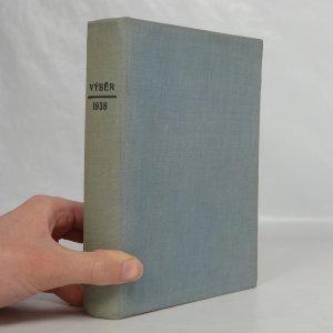 náhled knihy - Výběr 1938. 2. svazek