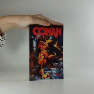 náhled knihy - Conan a první lidé