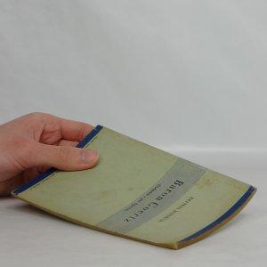 antikvární kniha Baron Goertz, neuveden