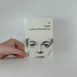 náhled knihy - týden s Janou Hlaváčovou