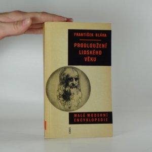 náhled knihy - Prodloužení lidského věku