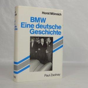 náhled knihy - BMW: Eine deutsche Geschichte
