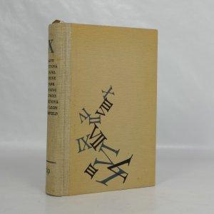 náhled knihy - Desatero přikázání : deset kratších románů o Hitlerově válce proti mravnímu zákonu