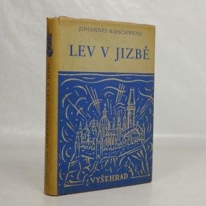 náhled knihy - Lev v jizbě
