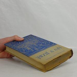 antikvární kniha Lev v jizbě, 1940