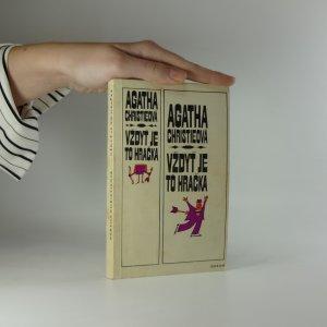 náhled knihy - Vždyť je to hračka