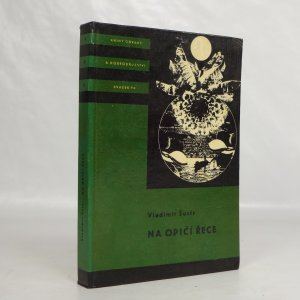 náhled knihy - Na Opičí řece