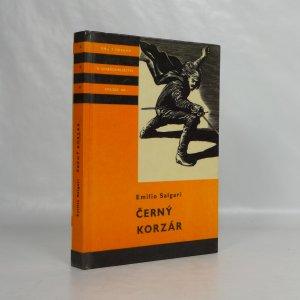 náhled knihy - Černý korzár