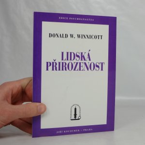 náhled knihy - Lidská přirozenost