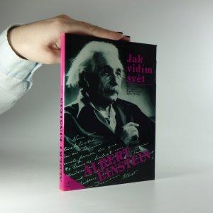 náhled knihy - Jak vidím svět