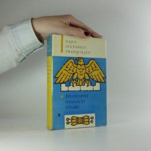 náhled knihy - Životopisy dvanácti císařů