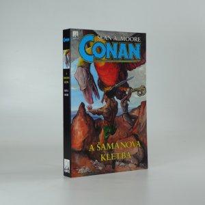 náhled knihy - Conan a šamanova kletba