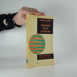 náhled knihy - Současná česká literatura