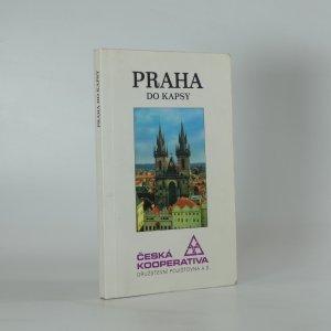 náhled knihy - Praha do kapsy plán města 1:20 000