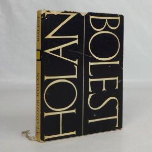 náhled knihy - Bolest : verše z let 1949-1955