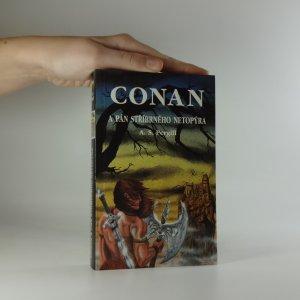náhled knihy - Conan a pán stříbrného netopýra