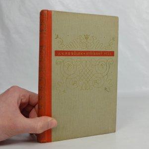 náhled knihy - Stříbrný pták : román