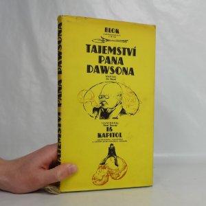 náhled knihy - Tajemství pana Dawsona