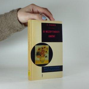 náhled knihy - O nezbytnosti umění