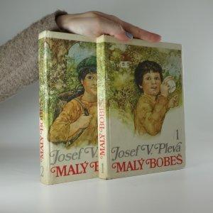 náhled knihy - Malý Bobeš (Dva díly ve dvou svazcích)