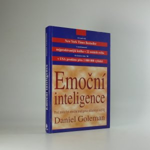 náhled knihy - Emoční inteligence. Proč může být emoční inteligence důležitější než IQ