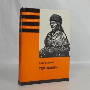 náhled knihy - Tekumseh : vyprávění o boji rudého muže, sepsané podle starých pramenů. 2. díl.