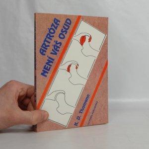 náhled knihy - Artróza není váš osud