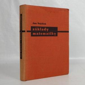 náhled knihy - Základy matematiky ke studiu věd přírodních a technických