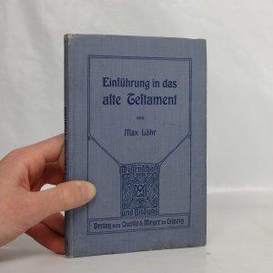 náhled knihy - Einführung in das alte Testament