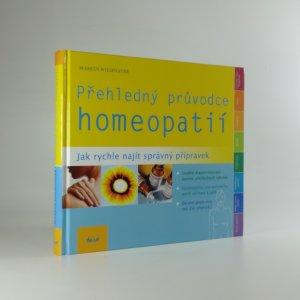 náhled knihy - Přehledný průvodce homeopatií. Jak rychle najít správný přípravek
