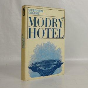náhled knihy - Modrý hotel