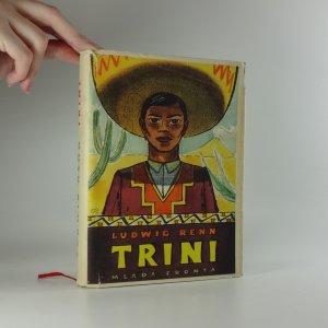 náhled knihy - Trini. Příběh indiánského chlapce