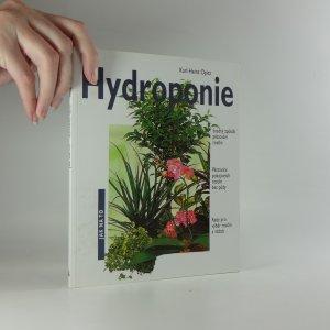 náhled knihy - Hydroponie. Snadný způsob pěstování rostlin, nádherné pokojové rostliny pěstované bez půdy, rady pro výběr rostlin a nádob