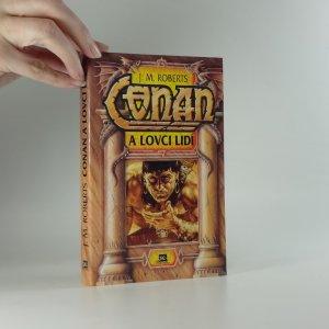 náhled knihy - Conan a lovci lidí