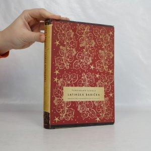 náhled knihy - Latinská babička