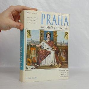 náhled knihy - Praha národního probuzení : architektura, sochařství, malířství, užité umění