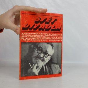 náhled knihy - Svět divadla