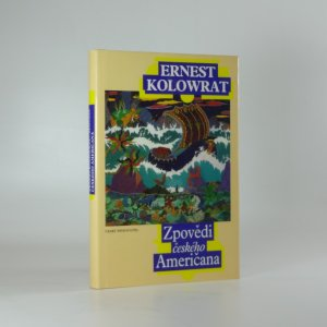 náhled knihy - Zpovědi českého Američana