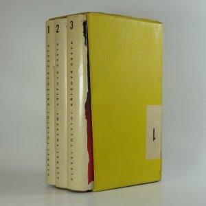 náhled knihy - Křížová cesta. 1.- 3. díl. (3 svazky)