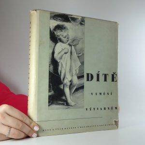 náhled knihy - Dítě v umění výtvarném