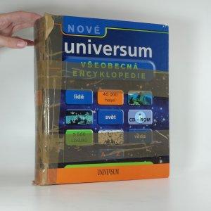 náhled knihy - Nové universum. Všeobecná encyklopedie.