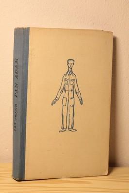 náhled knihy - Pan Adam : Román