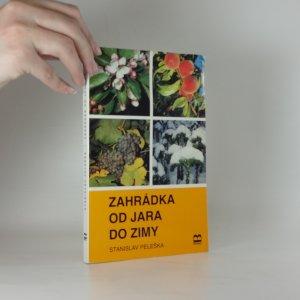 náhled knihy - Zahrádka od jara do zimy