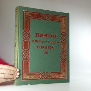 náhled knihy - Hrady, zámky a tvrze Království českého. Díl osmý, Rakovnicko a Slansko