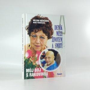 náhled knihy - Deník mezi životem a smrtí