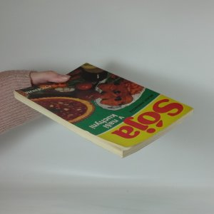antikvární kniha Sója v naší kuchyni, 1991