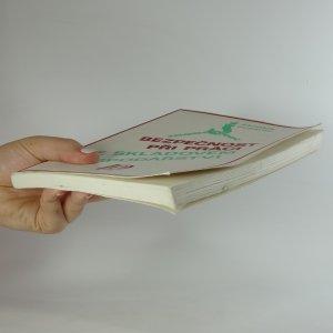 antikvární kniha Bezpečnost při práci ve skladovém hospodářství, 1987