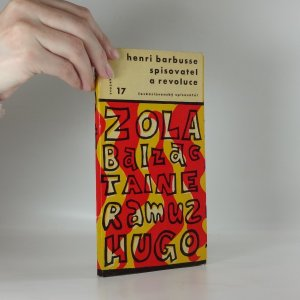 náhled knihy - Spisovatel a revoluce