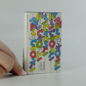 náhled knihy - Maličkosti