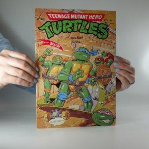 náhled knihy - Teenage Mutant Hero Turtles. (Želvy Ninja) Číslo 9. 9/1992